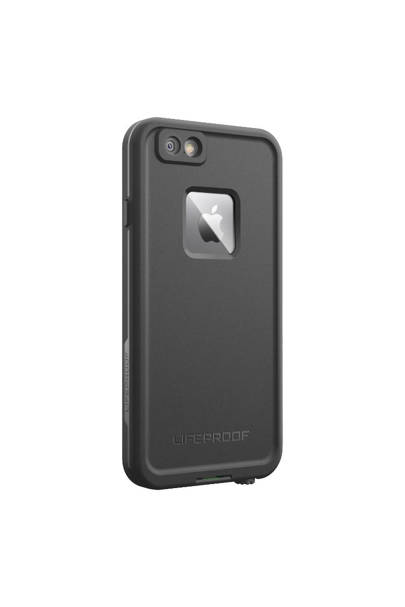 Coque étanche Lifeproof noire Iphone 6/6s
