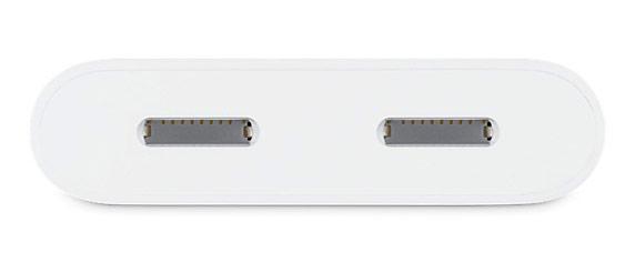 Adaptateur Lightning RockStar audio + recharge de Belkin