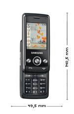 Samsung P270 unik