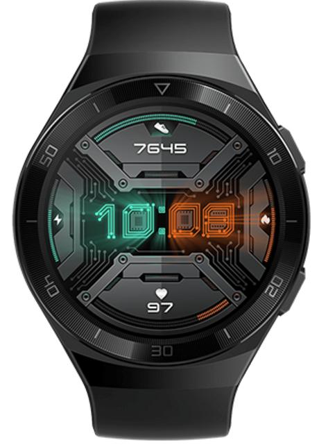 Huawei Watch GT 2e noire