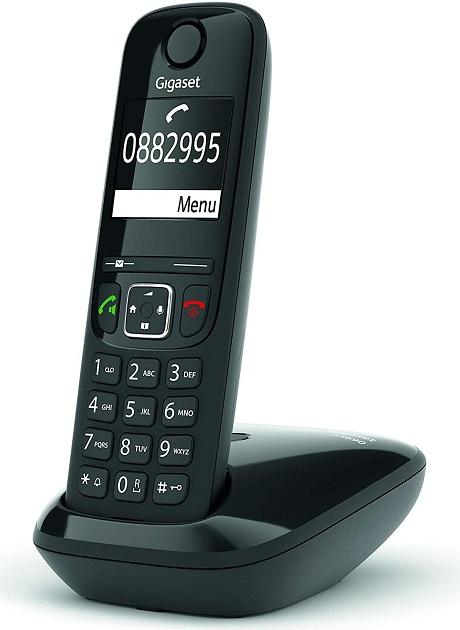 Téléphone fixe Gigaset AS690 Solo