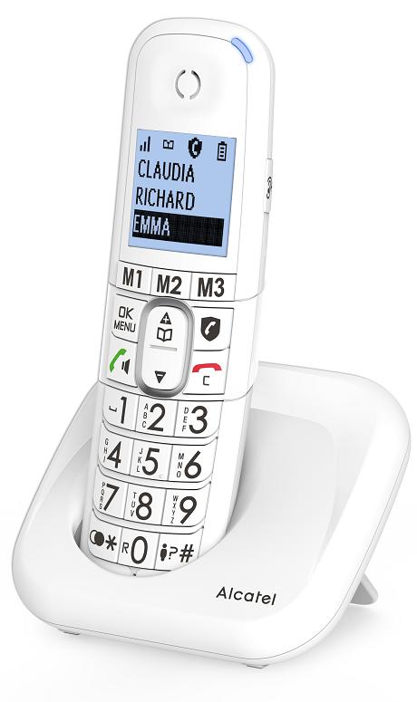 Téléphone fixe Alcatel XL 785 Solo