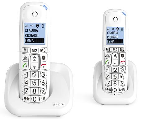 Téléphone fixe Alcatel XL 785 Duo