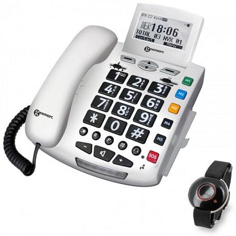 Téléphone fixe GEEMARC Serenités