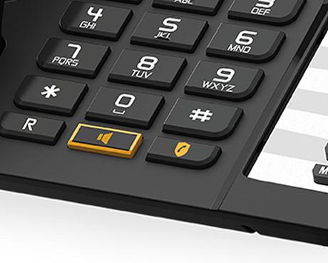 Téléphone fixe Alcatel T 78