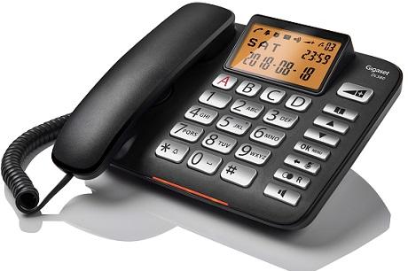 Téléphone fixe Gigaset DL 580