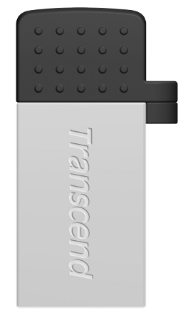 Clé USB Transcend JetFlash 380 16Go argent