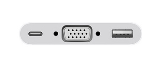 Adaptateur multiport VGA USB-C Apple