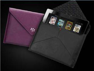 Etui enveloppe BlackBerry