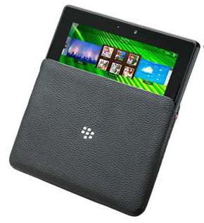 Etui cuir BlackBerry
