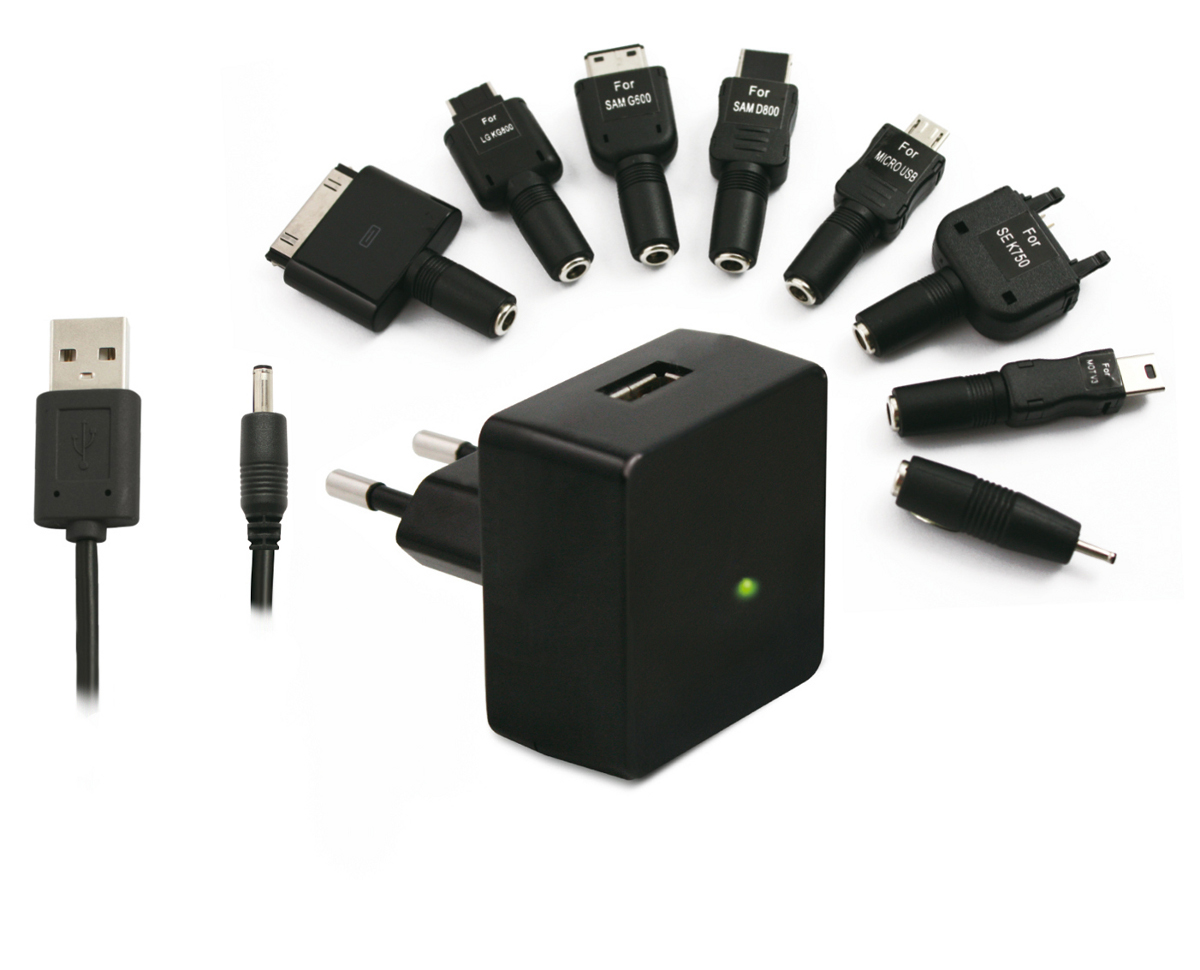 Pack Charge Universel Mobiles