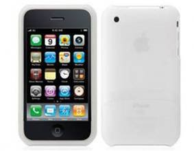 Coque Griffin blanc iPhone 3GS