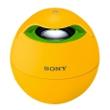 Enceinte Sony portable bluetooth nfc 360° jaune vert version FIFA