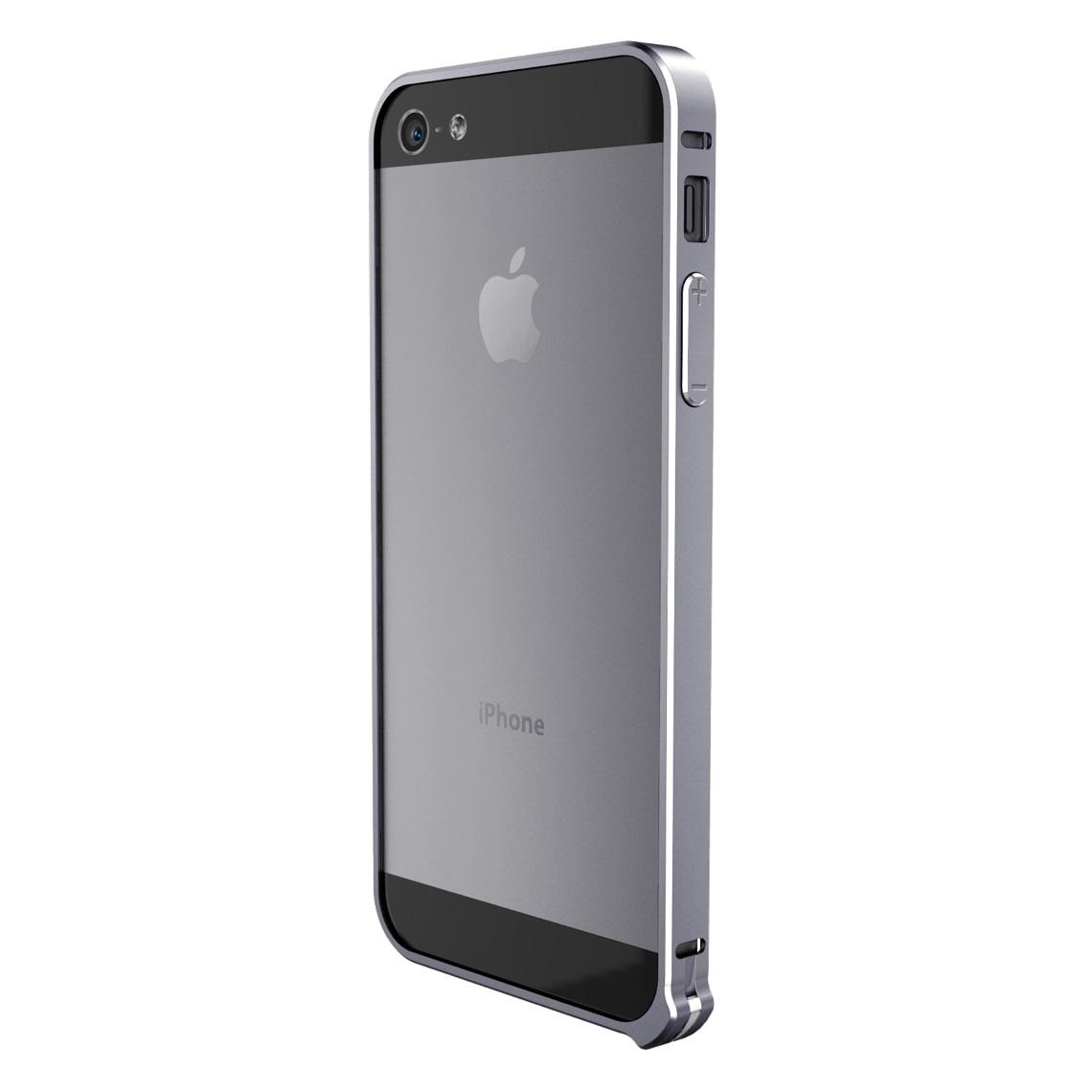 Bumper Xdoria Iphone 5s titanium