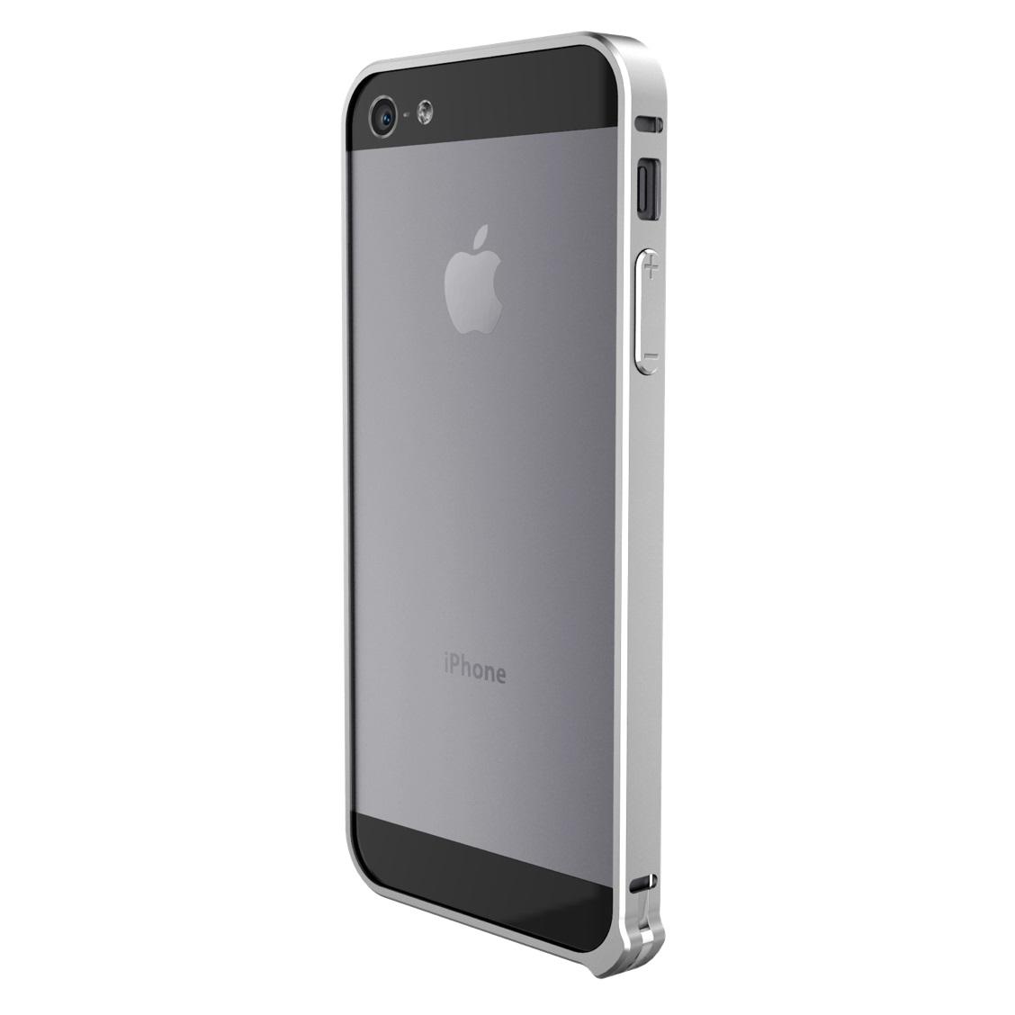 Bumper Xdoria Iphone 5s argent