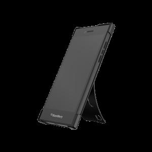 Coque arrière Flex Shell Blackberry Leap noir