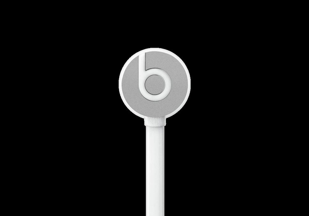 Écouteurs intra-auriculaires urBeats argent de Beats by Dr. Dre