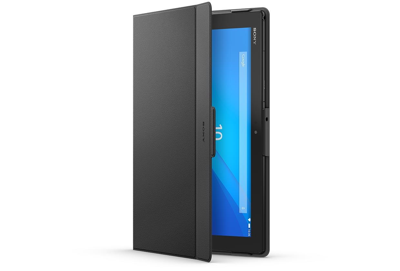 Etui Style Cover Xperia Z4 Tablet noir