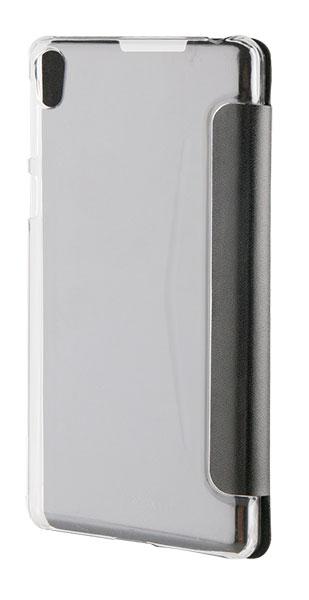 Etui folio Sony Xperia E5 noir