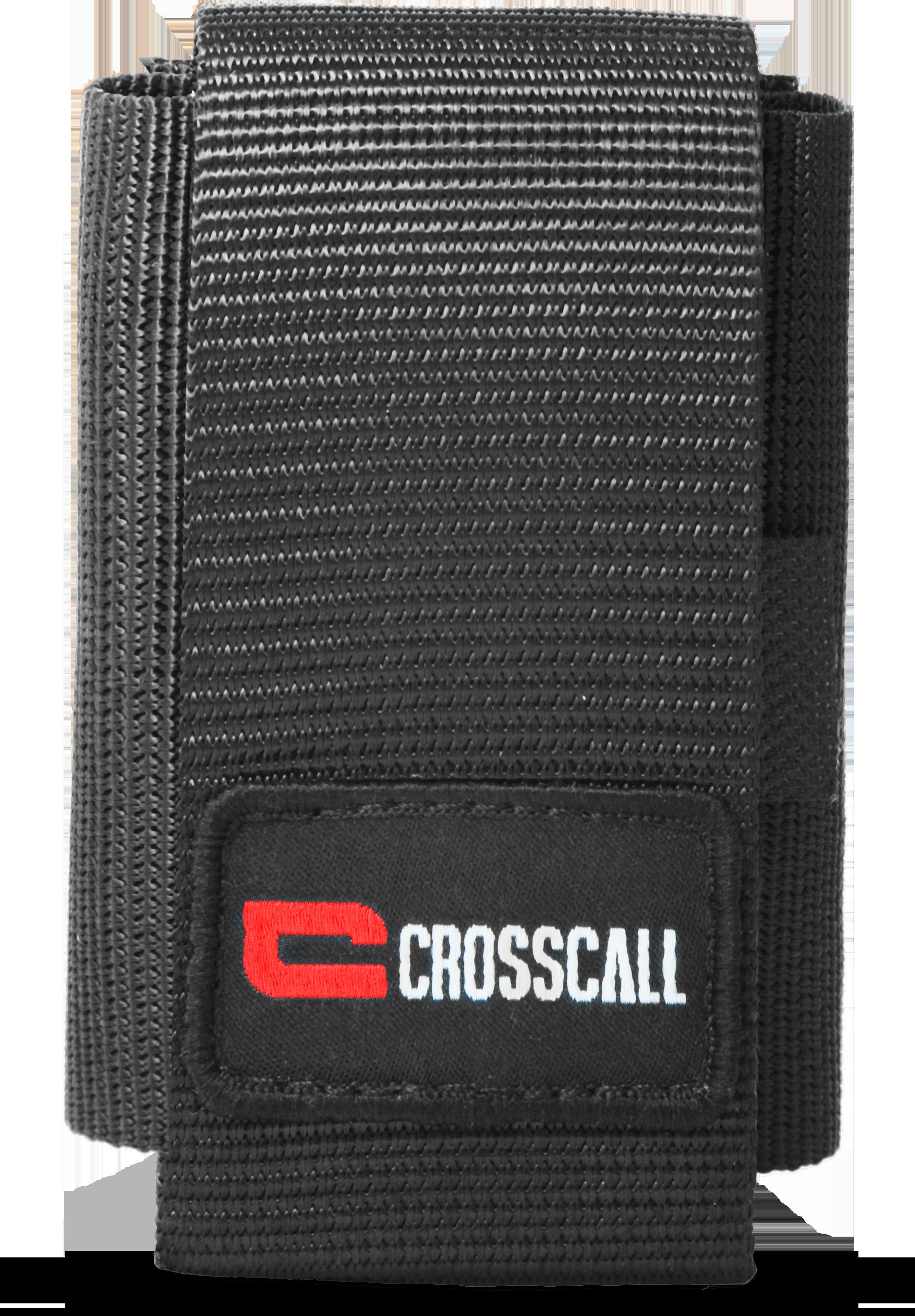 Housse noire de transport Crosscall taille L