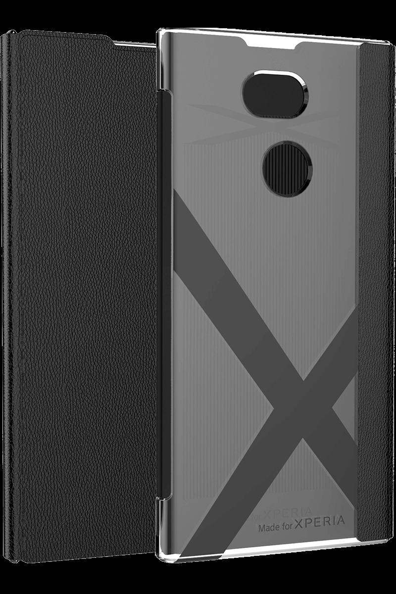 Etui folio Xperia XA2 noir