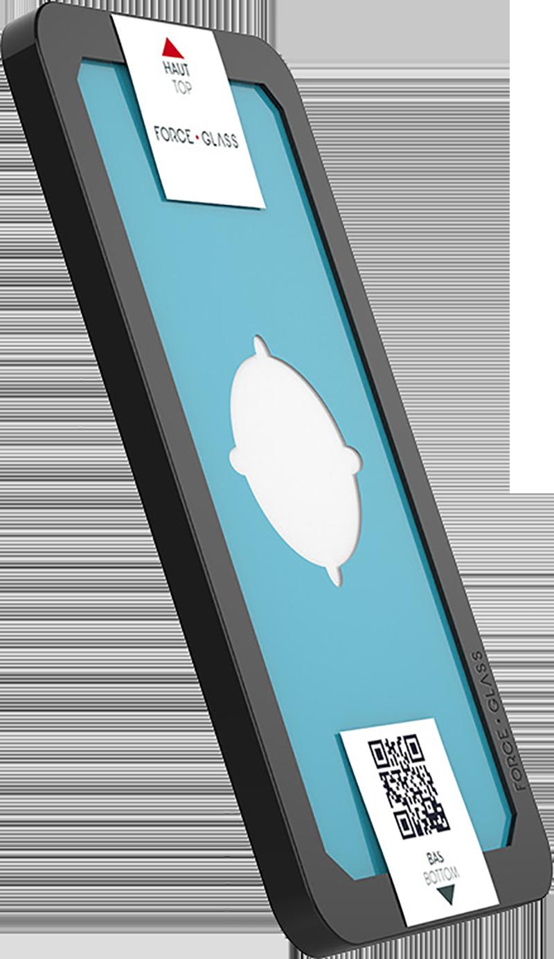Film Force Glass EVO privacy iPhone SE
