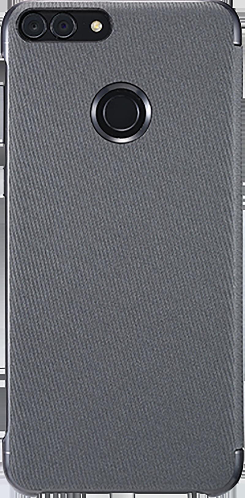 Etui folio Huawei P Smart noir