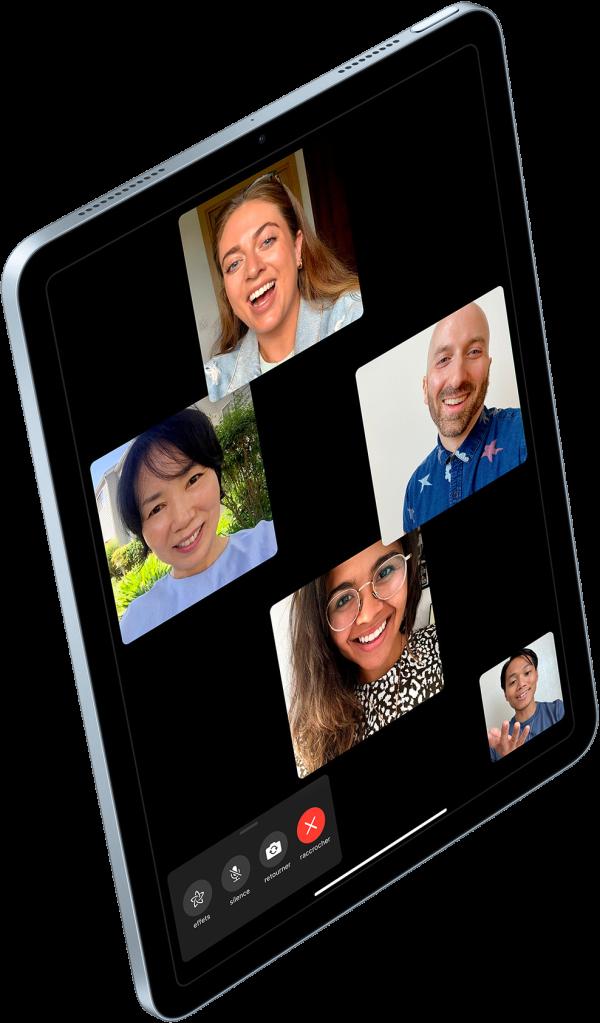 Apple iPad Air 10.9 2020 WiFi gris 256Go
