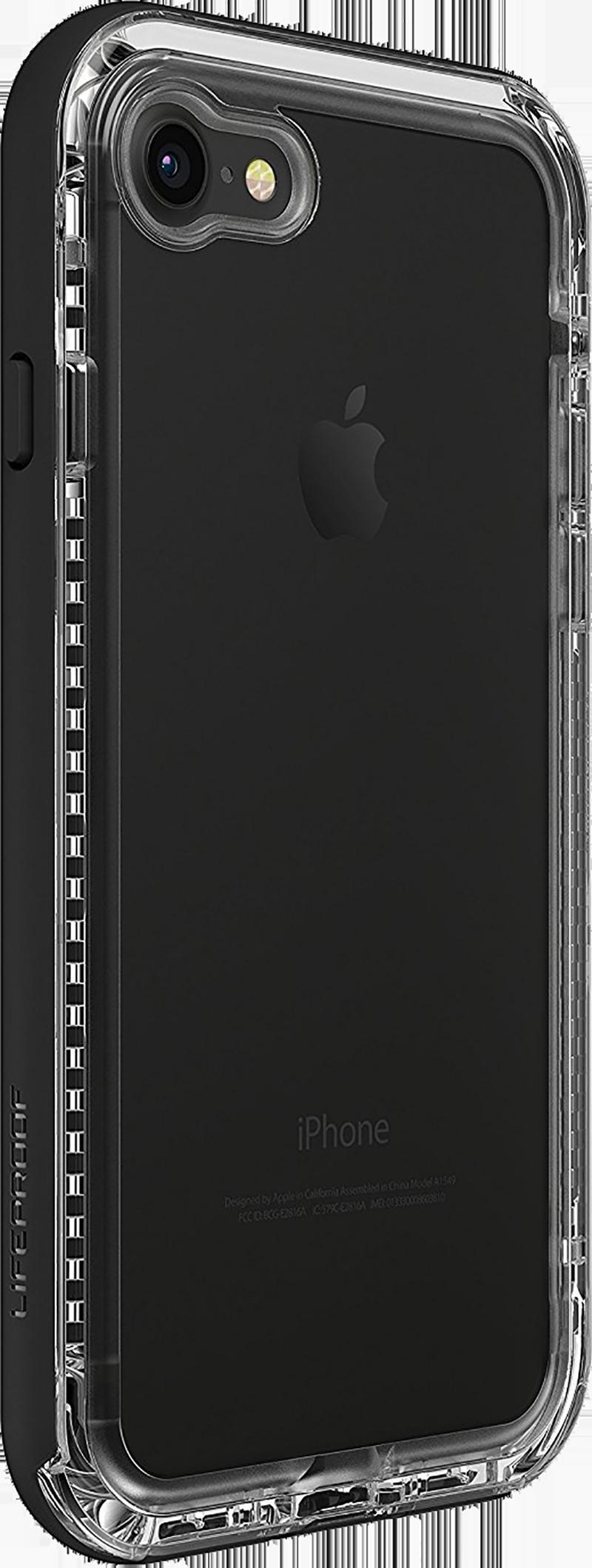 Coque Lifeproof iPhone 8 / 7 NEXT Crystal noir