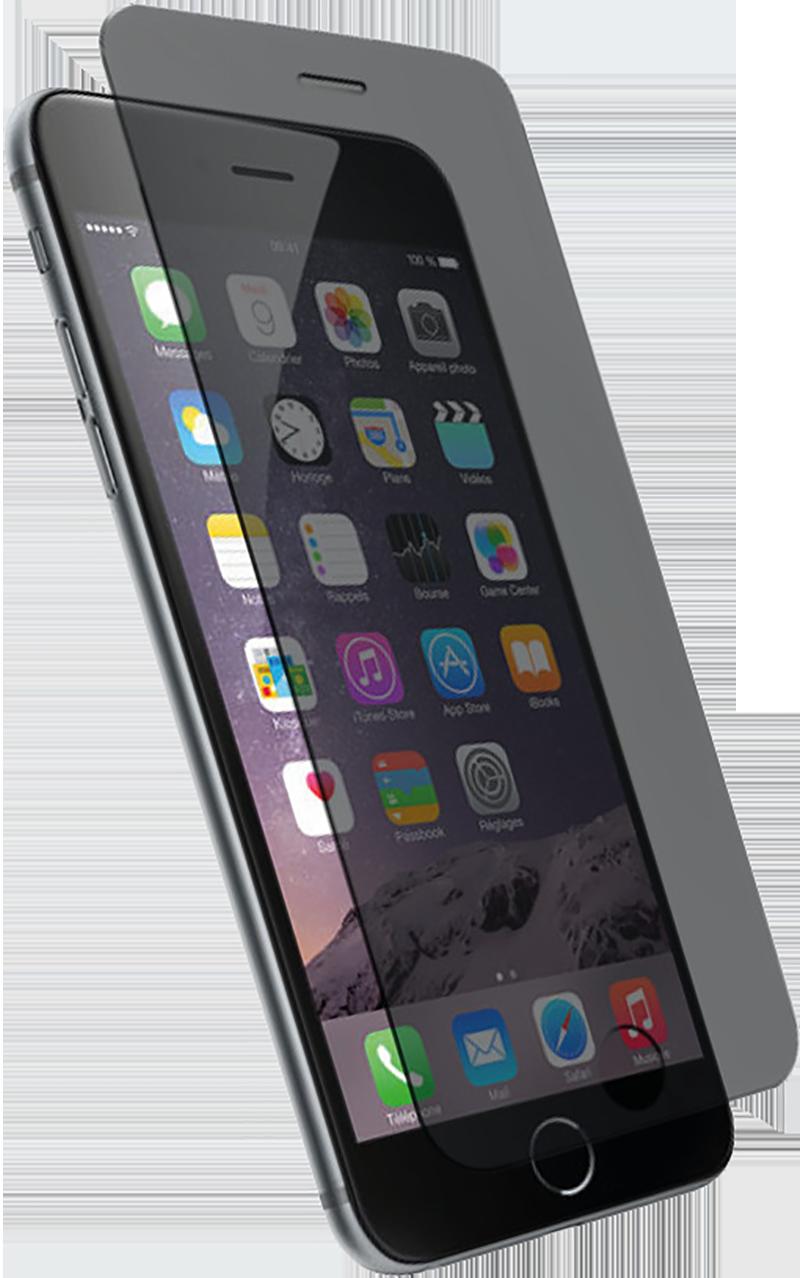 Film Force Glass EVO privacy iPhone 8 Plus / 7 Plus / 6 Plus