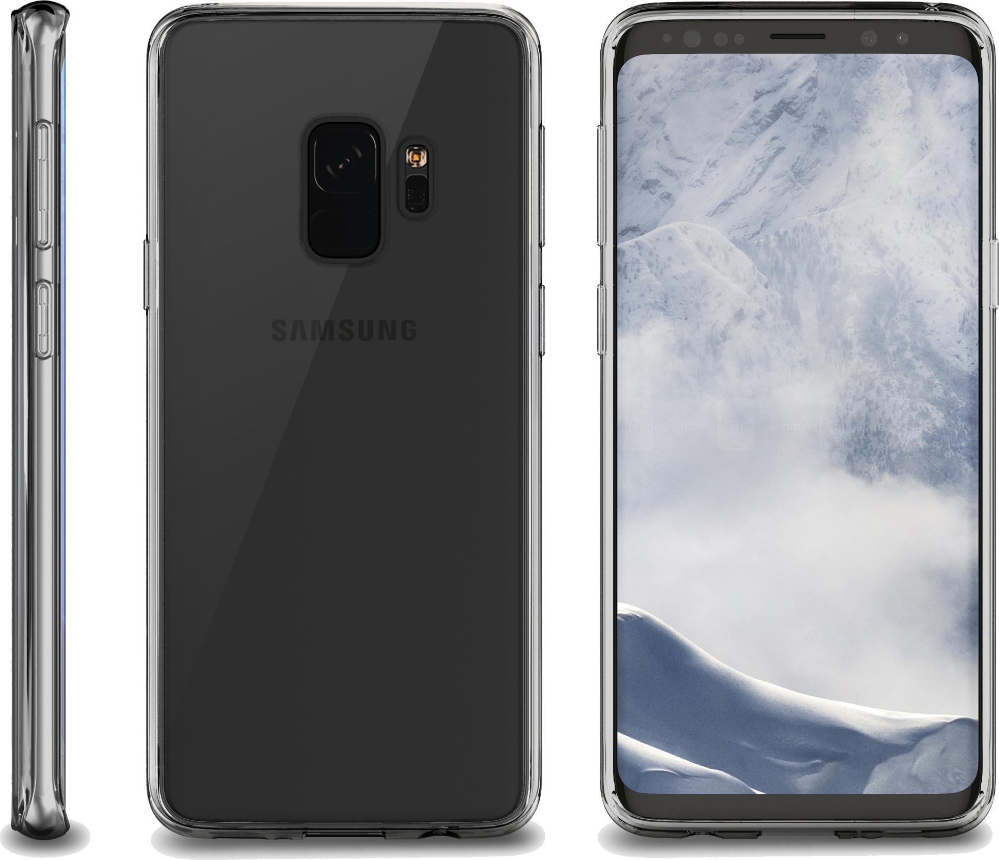 Coque Hybrid QDOS Galaxy S9 Plus