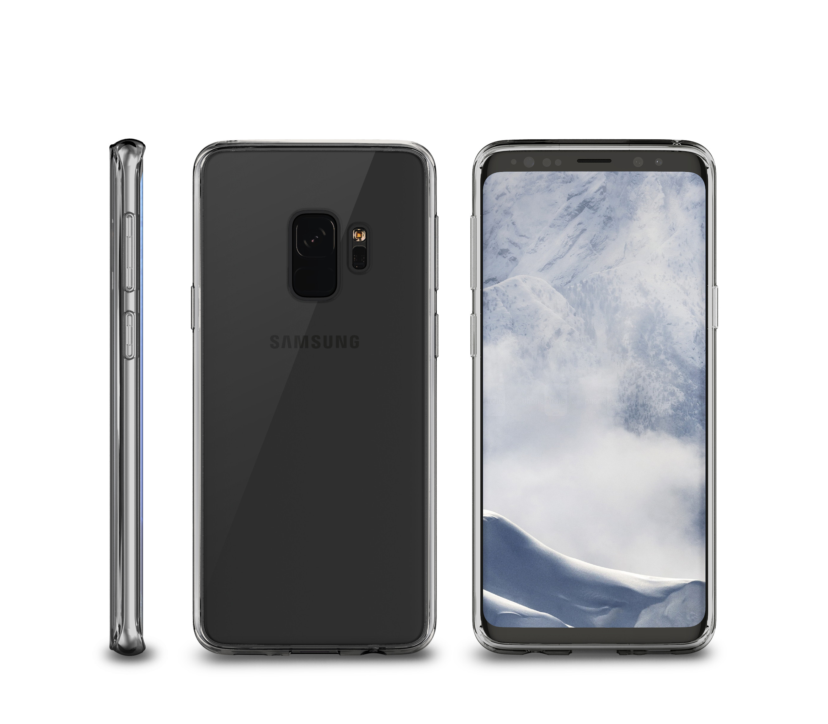 Coque Hybrid QDOS Galaxy S9