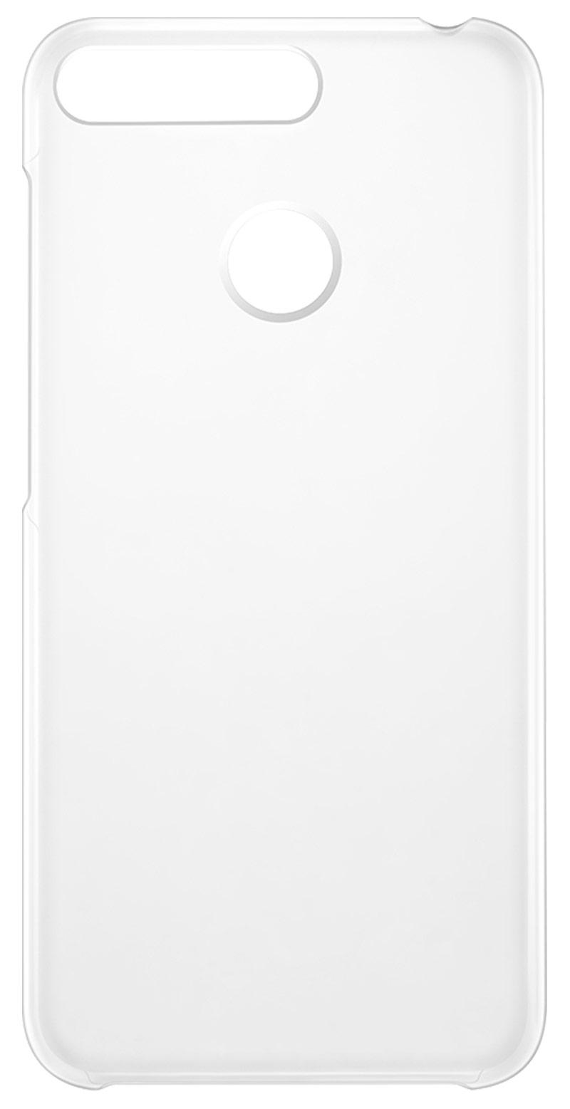 Coque Huawei Y6 2018 transparente