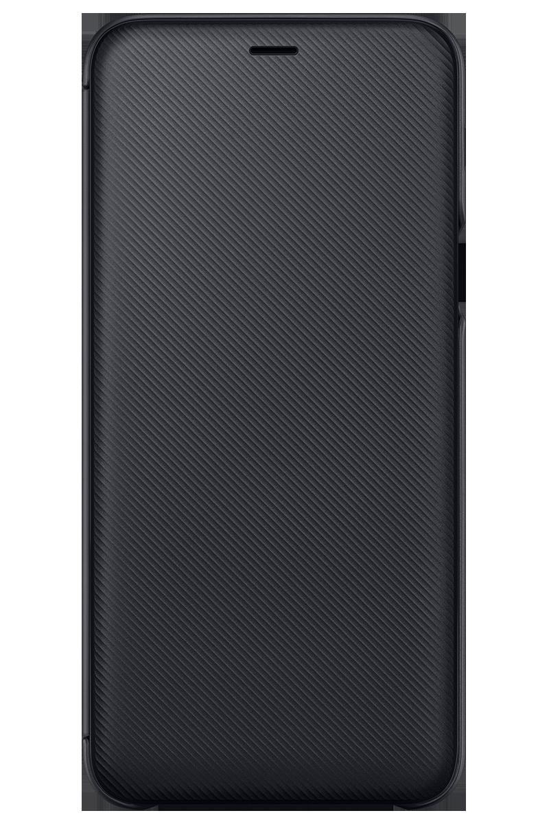 Etui folio Samsung Galaxy J6 noir