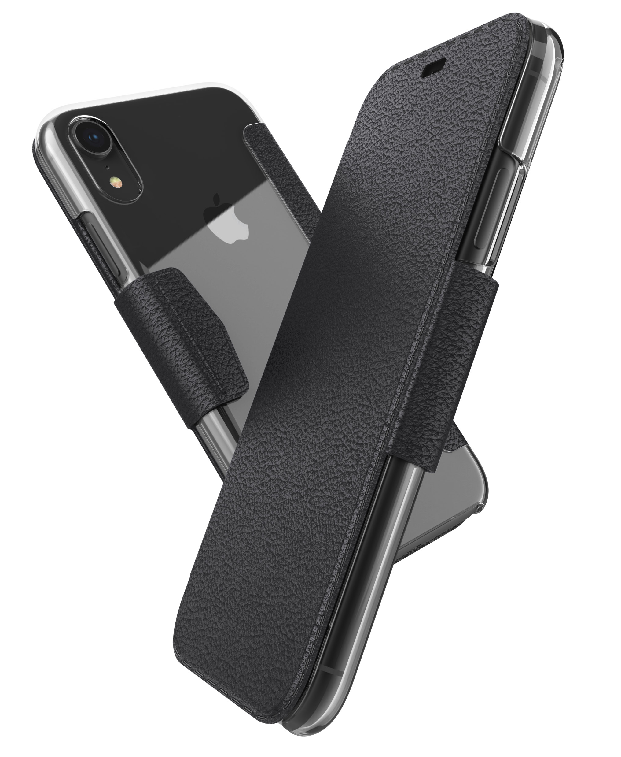 Etui Engage Xdoria iPhone XR noir