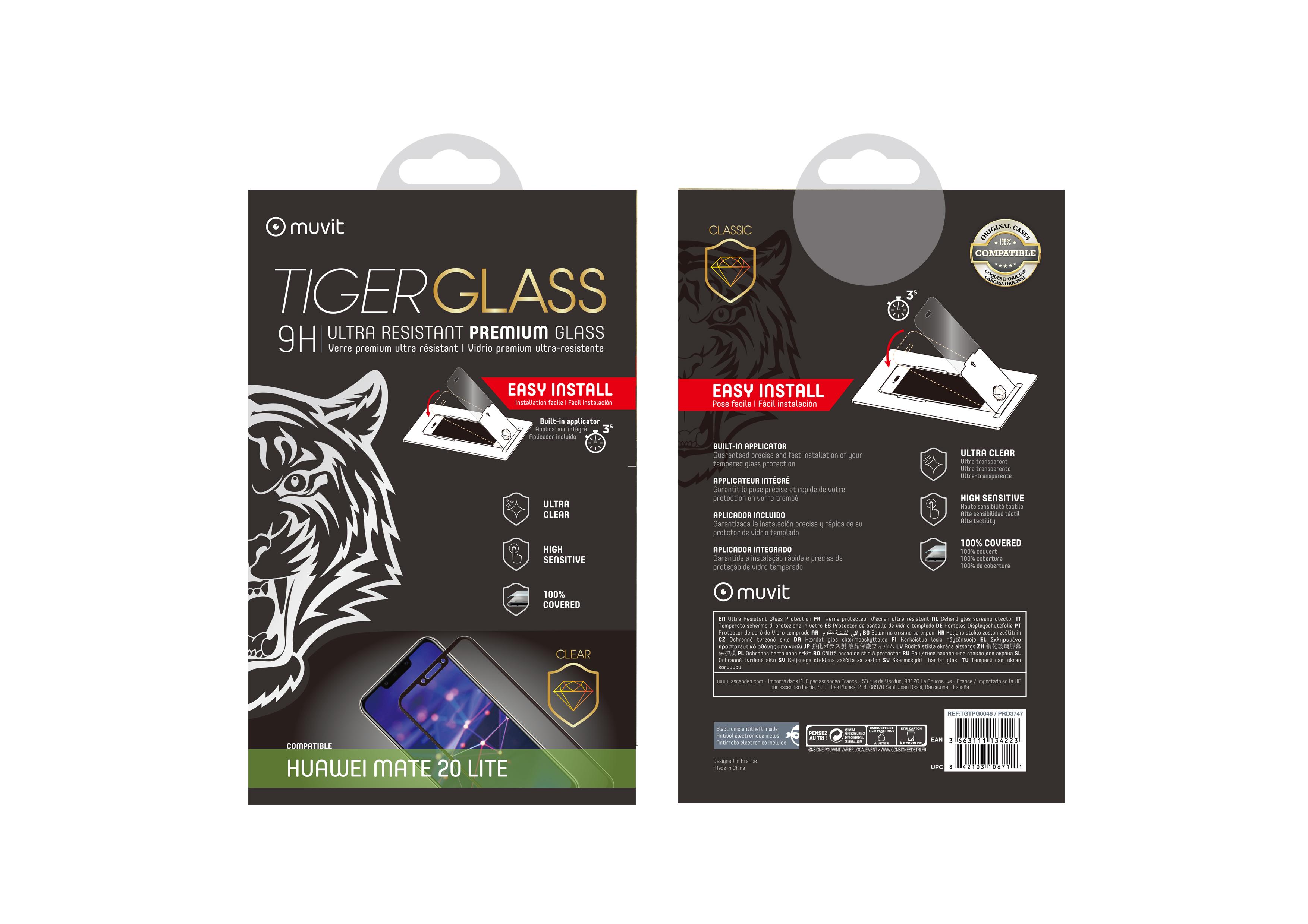 Film Tiger Glass Huawei Mate 20 lite