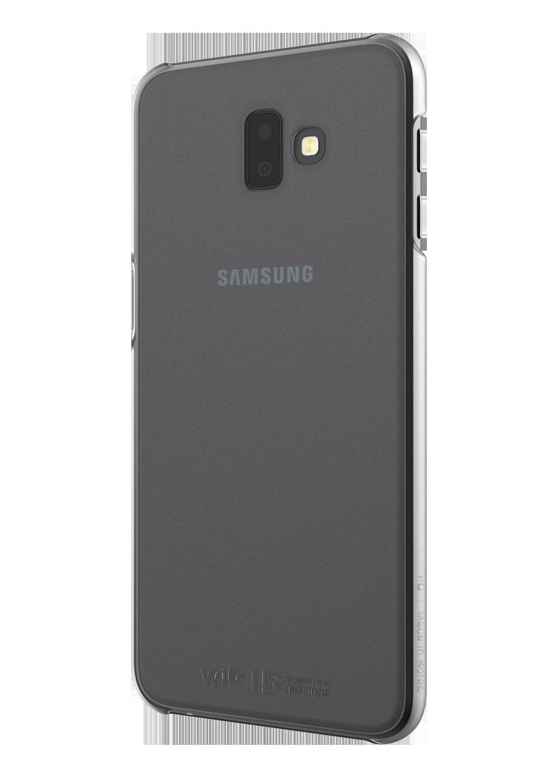 Coque Samsung Galaxy J6 Plus transparente