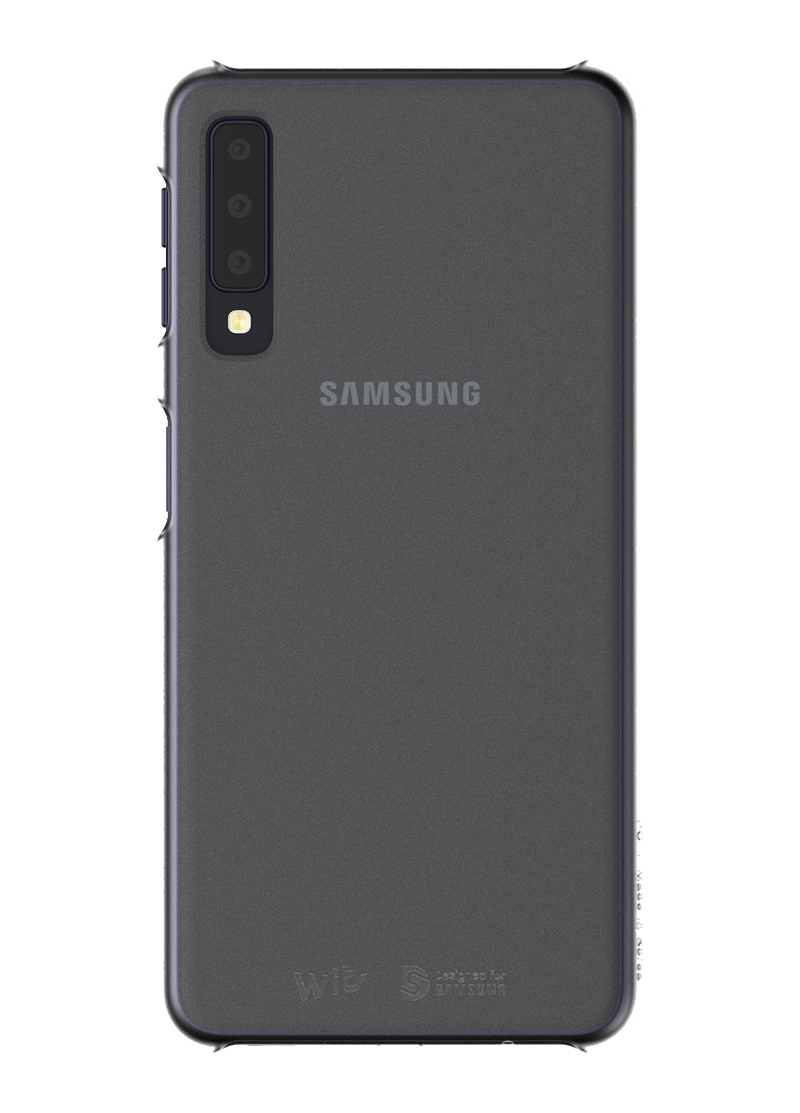 Coque Samsung Galaxy A7 transparente