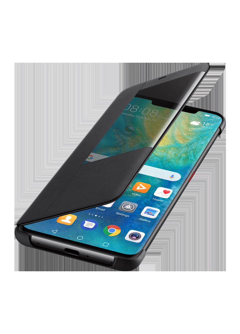 Etui View Huawei Mate 20 Pro noir
