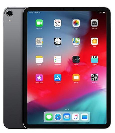 Apple iPad Pro 12.9 2018 WiFi gris sidéral 64Go