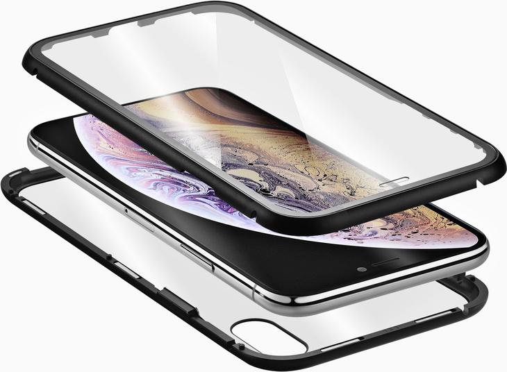 Coque OptiGuard Infinity Glass iPhone Xs Max