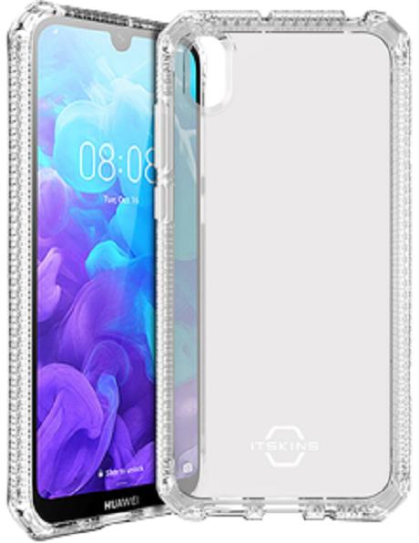 Coque renforcée Huawei Y5 2019 Itskins transparente