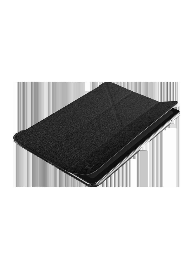 Etui Uniq Kanvas iPad 9.7 noir