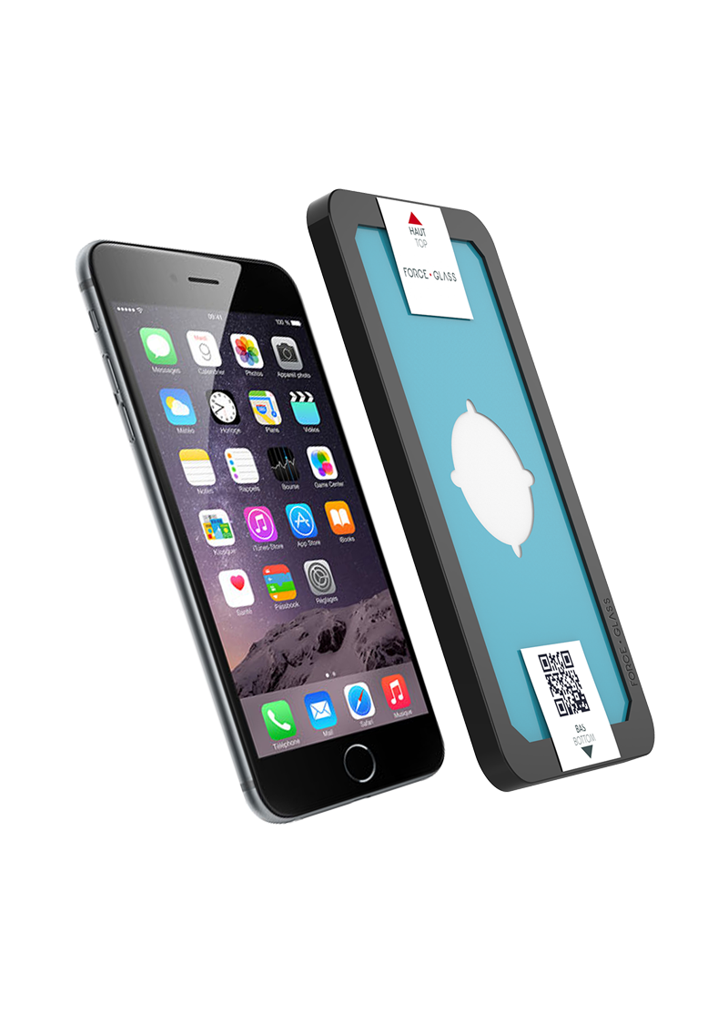 Pack Force iPhone 8 / 7 / 6s