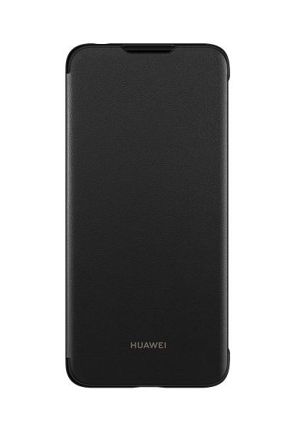 Etui folio Huawei Y6 2019 noir