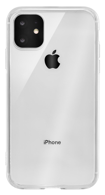 Coque Hybrid QDOS iPhone 11 Pro transparente