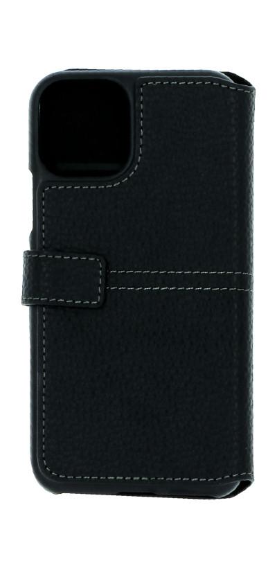 Etui folio Façonnable iPhone 11 noir
