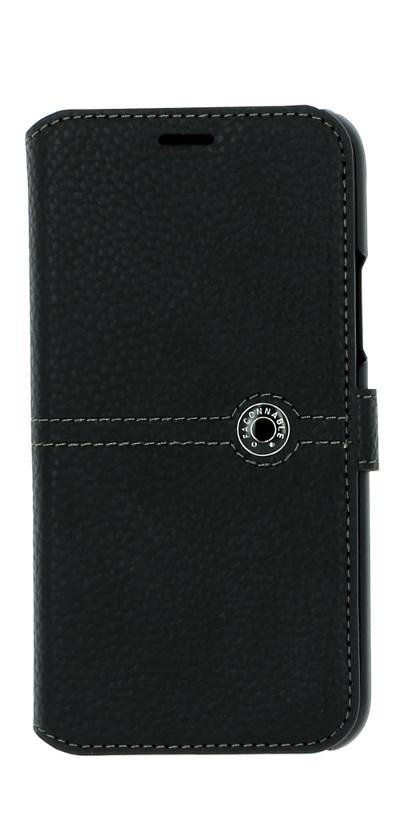 Etui folio Façonnable iPhone 11 Pro noir