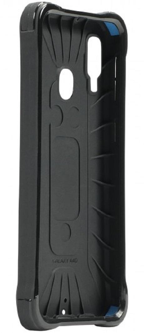 Coque Protech Galaxy A40 noir