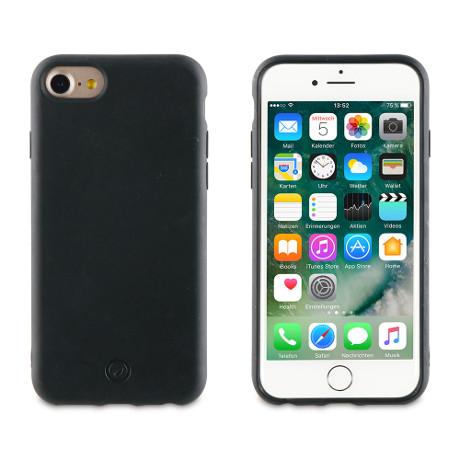 Coque Bambootek iPhone 8 / 7 noir